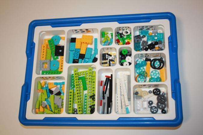 Обзор набора-конструктора Lego Education WeDo 2.0